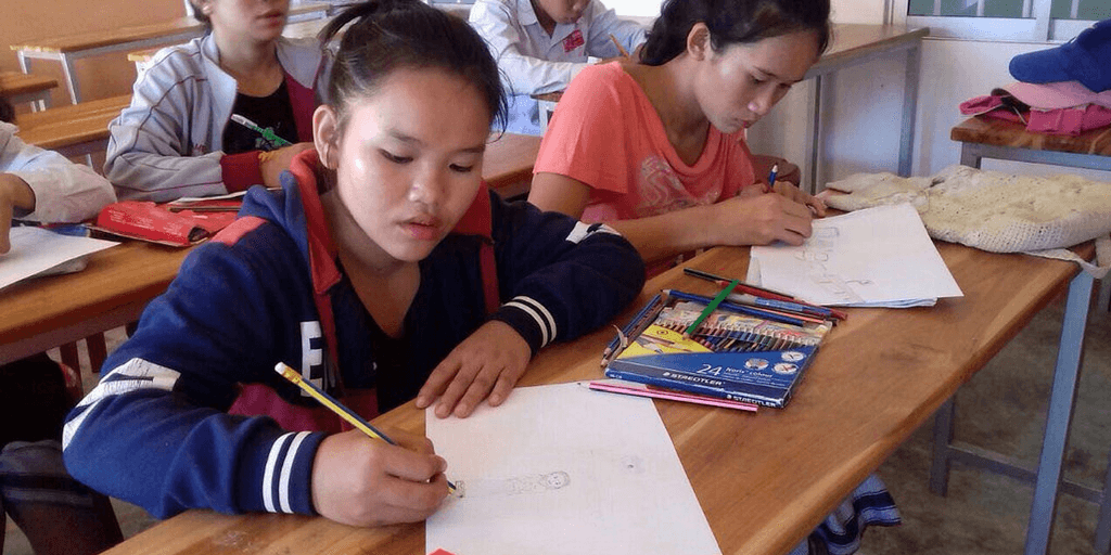 The GVI Laos Women Empowerment Project