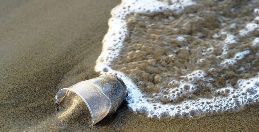 Toxins leaking from plastics also spread pollution around the ocean.