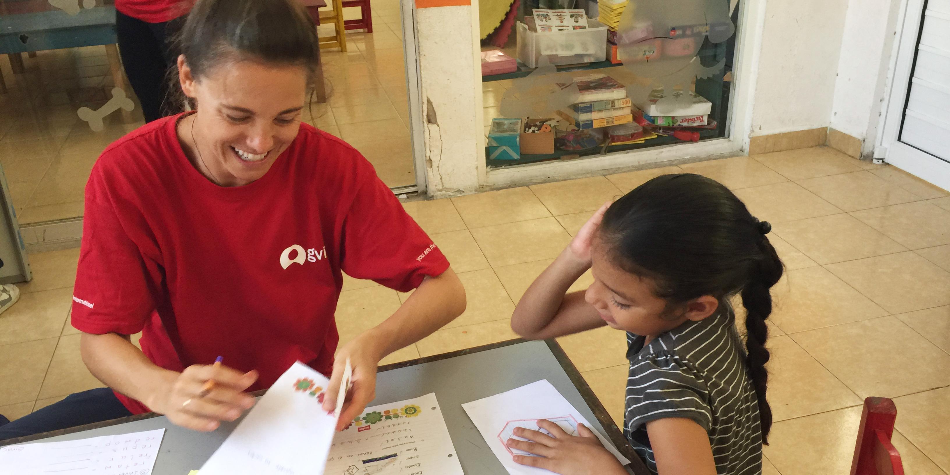 volunteer in mexico