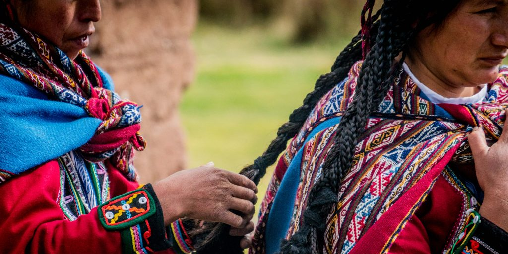 As a volunteer in Cusco, you will work closely with individuals who speak the quechua language.