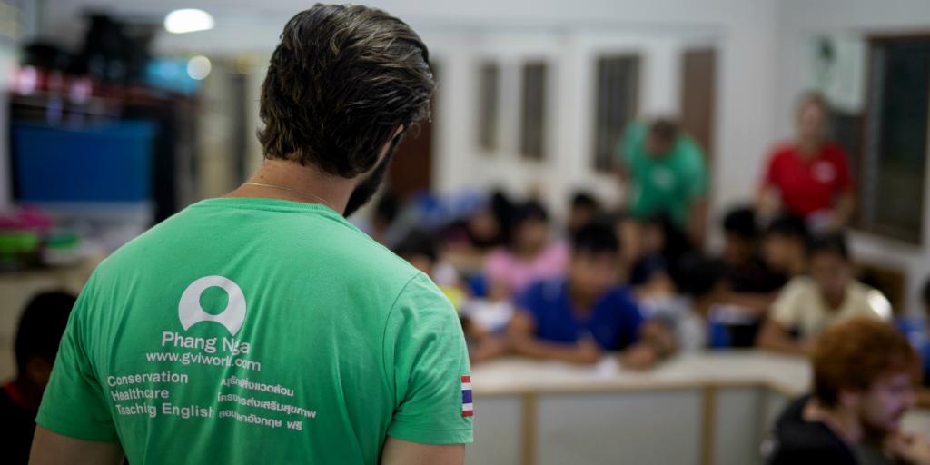 Volunteer abroad in Thailand