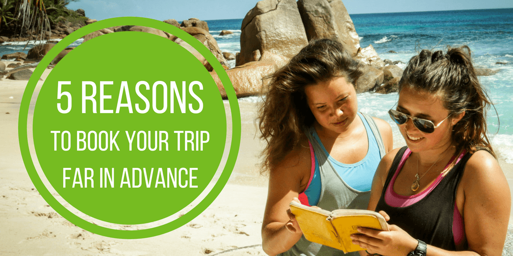 Why you should book your volunteer trip overseas 12 months ahead of the time