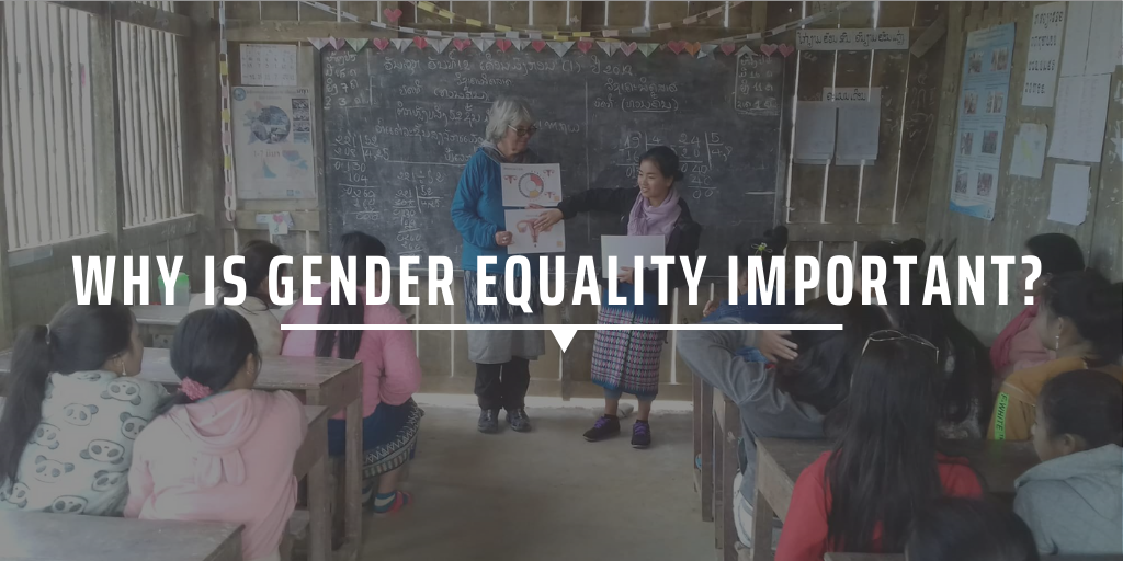 Why is gender equality important