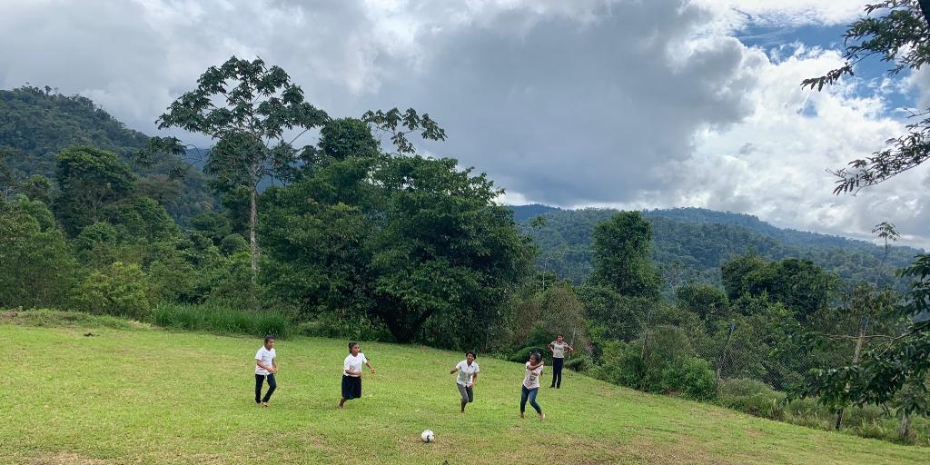 Make an impact in Oxapampa, Peru with GVI