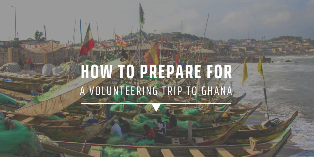 Volunteering programs in ghana