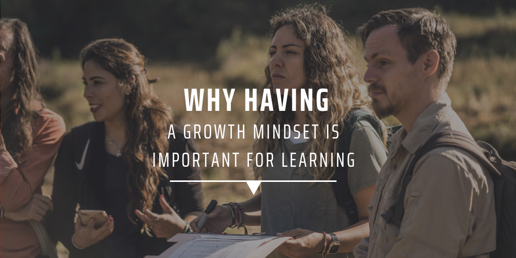 Why having a growth mindset is important for learning