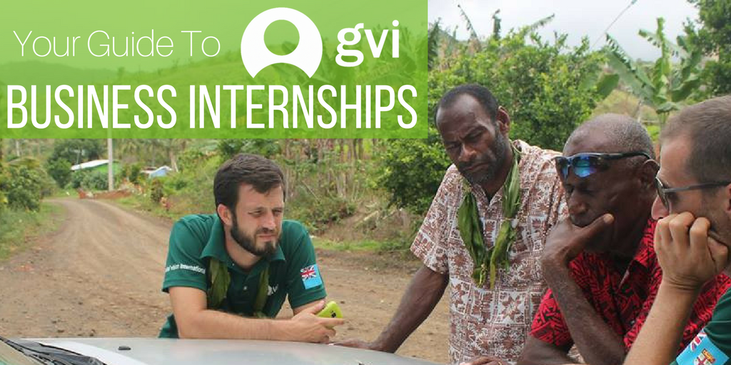 GVI Business Internships