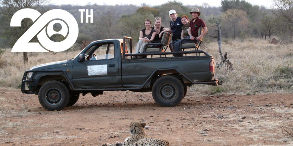 Finding My Natural Habitat | Q&A With Leah Brown, South African Wildlife Project Base Manager