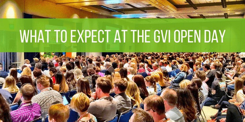 what to expect at the gvi london open day