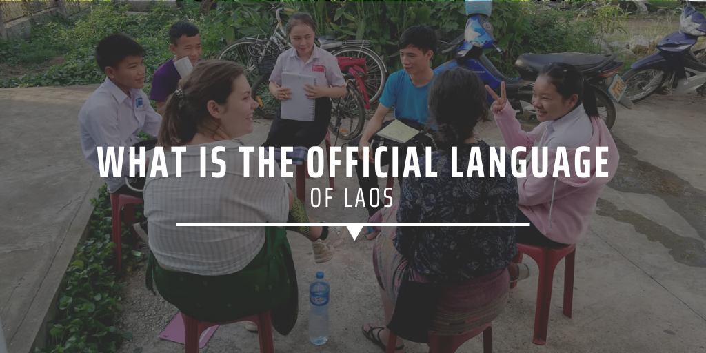 What is the official language of Laos